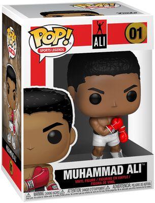 Vinylová figúrka č. 01 Muhammad Ali