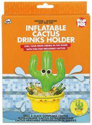 Nafukovací stojan na nápoje Cactus