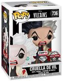 Cruella De Vil (Glitter) Vinyl Figure 736