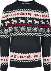 Nórsky vianočný sveter