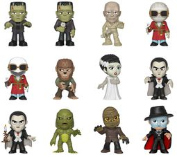 Universal Monsters Mystery Mini Blind - séria 2