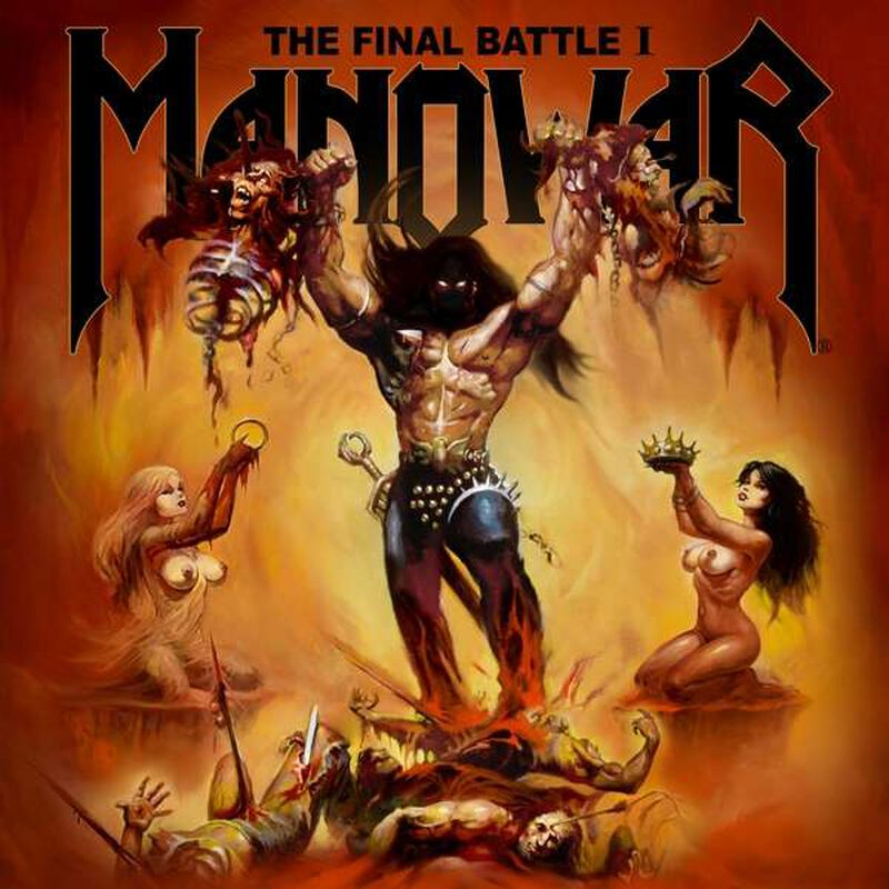 The final battle I