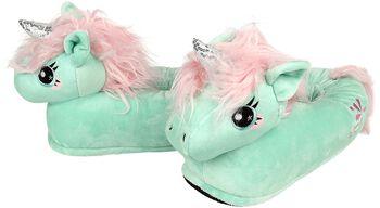 Papuče pre dospelých Jade Unicorn