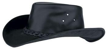 kovbojský klobúk v štýle divokého západu