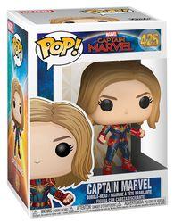Vinylová figúrka č. 425 Captain Marvel (s možnosťou chase)