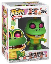 Vinylová figúrka č. 369 Pizza Sim - Happy Frog