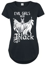 Maleficent - Evil Girls Wear Black