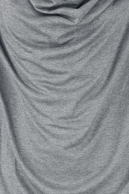 Košeľa s dlhými rukávmi a padavým golierom