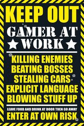 Gaming Keep Out