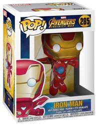 Vinylová figúrka č. 285 Infinity War - Iron Man