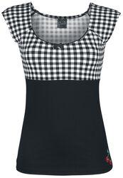 Tričko Plaid Evie