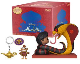 Zberateľský box Aladdin - Disney Treasure