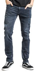 Slim Fit Jeans Ash Blue