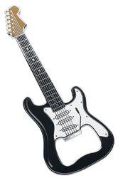 Otvárač na fľaše Classic Black Guitar
