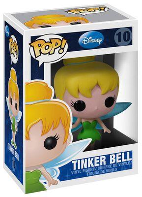 Vinylová figúrka č. 10 Tinker Bell