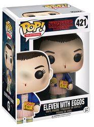 Vinylová figúrka č. 421 Eleven with Eggos (s možnosťou chase)