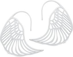 Náušnice Silver Wings