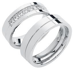 Sada prsteňov Romance