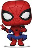 Vinylováfigúrka č. 468 Far From Home - Spider-Man (Hero-Suit)