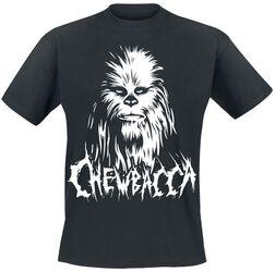 Black Metal Chewbacca