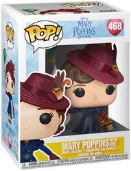 Vinylová figúrka č. 468 Mary Poppins with Kite
