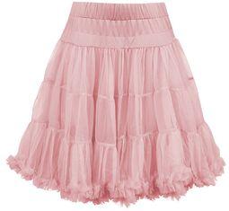 Sukňa s nadýchanou spodničkou