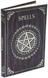 Zápisník Spell Book