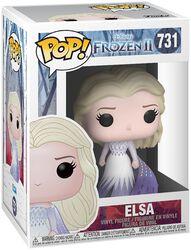 2 - Elsa Vinyl Figure 731