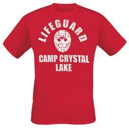 Camp Crystal Lake Lifeguard