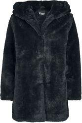 Dámský teplákový kabát s kapucňou
