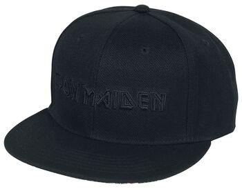 Black Logo - Snapback Cap