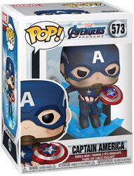 Vinylová figúrka č. 573 Endgame - Captain America