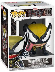 Vinylová figúrka č. 514 Venomized X-23