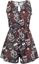 Overal Mortal Playsuit