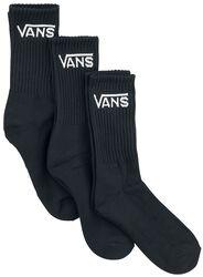 Balenie 3 párov klasických ponožiek