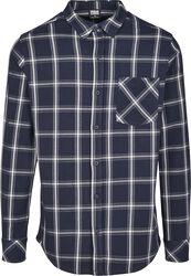 Basic kockovaná košeľa