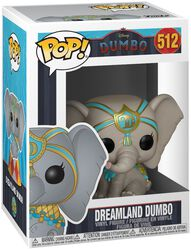 Vinylová figúrka č. 512 Dreamland Dumbo