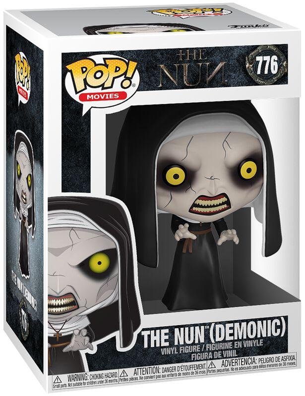 The Nun Vinylová figúrka č. 776 The Nun (Demonic)