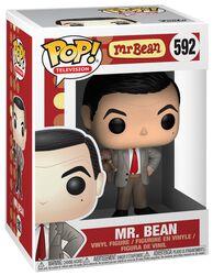 Vinylová figúrka č. 592 Mr. Bean s medvedíkom (s možnosťou chase)