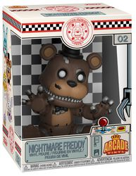 Arcade Vinyl - Nightmare Freddy Vinyl Figure 02