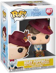Vinylová figúrka č. 467 Mary Poppins with Bag