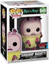 Vinylová figúrka č. 645 NYCC 2019 - Shrimp Morty