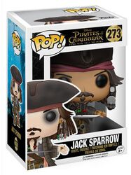 Salazarova pomsta - Jack Sparrow Vinyl Figure 273