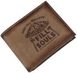 Kožená peňaženka Adventures Fill Souls