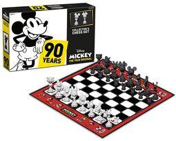 Mickey's 90th Anniversary - Sada šachu Mickey