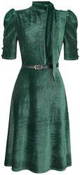Zamatové šaty Penelope