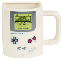 Game Boy - Mug with Biscuit Pocket
