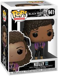 Black Mirror Kelly Vinyl Figure 941