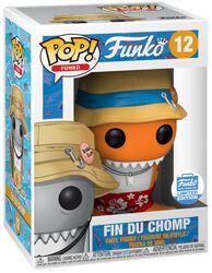 Vinylová figúrka č. 12 Fantastik Plastik - Fin Du Chomp (Funko Shop Europe)